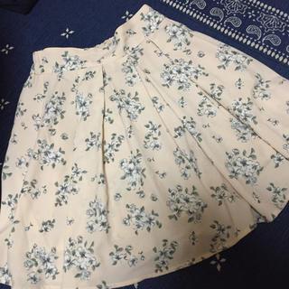 シマムラ(しまむら)の短パンつきスカート(ミニスカート)