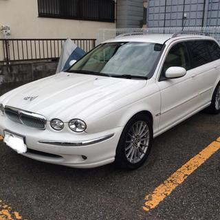 ジャガー(Jaguar)のジャガー Xタイプエステート  4WD!(車体)