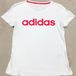 アディダス(adidas)のadidas  レディース Tシャツ  (Tシャツ(半袖/袖なし))