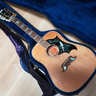 ギブソン(Gibson)の[特価良品]Gibson Dove Antique Cherry 1995年製 (アコースティックギター)