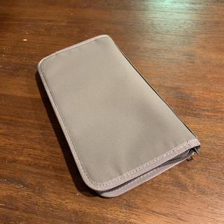 ムジルシリョウヒン(MUJI (無印良品))の無印良品☆パスポートケース(日用品/生活雑貨)