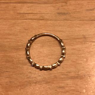 アガット(agete)のアガット ダイアモンド リング 8号(リング(指輪))