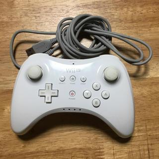 ウィーユー(Wii U)のwii U  プロコン(家庭用ゲーム本体)