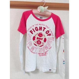 ドリーム(Dream)のサッカーユニホーム風 Tシャツ(Tシャツ(長袖/七分))