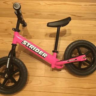 ストライダ(STRIDA)のストライダー スポーツ(ピンク)(自転車)