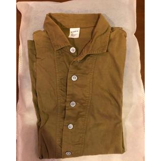 クアドロ(QUADRO)のカーキ色quadro長袖シャツ(シャツ)