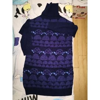 グラファイトデザイン(Graphite Design)のワンピース 長いセーター Graphite design (ニット/セーター)