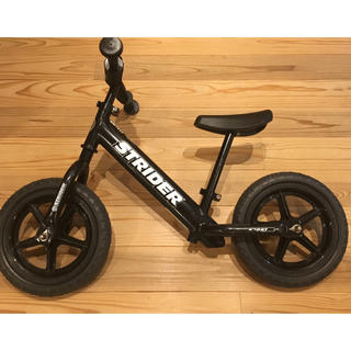 ストライダ(STRIDA)のストライダー スポーツ(ブラック)(自転車)