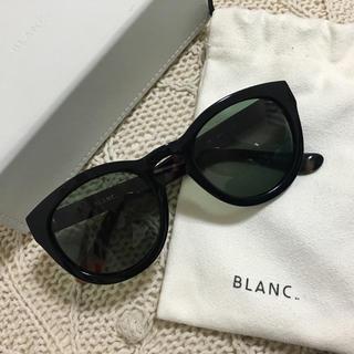 イエナ(IENA)のBLANC ブラン B0007 サングラス(サングラス/メガネ)