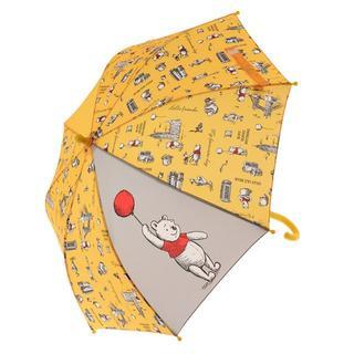 ディズニー(Disney)のプーと大人になった僕 キッズ用傘 プー&フレンズ(傘)