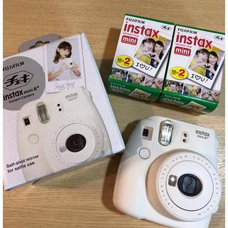 富士フイルム - チェキ instax mini8+フィルム付き