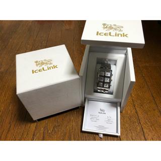 アヴァランチ(AVALANCHE)のavalanche  ice link 時計 アヴァランチ(腕時計(アナログ))