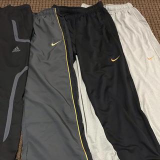 ナイキ(NIKE)の新品 ナイキNIKE adidas アディダス ズボンのみ セット(ウェア)