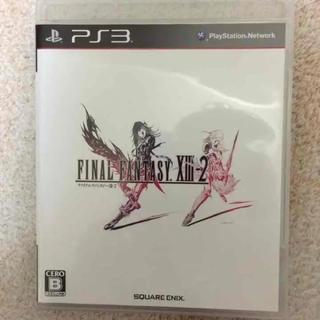 プレイステーション(PlayStation)のFFXⅢ-2(家庭用ゲームソフト)