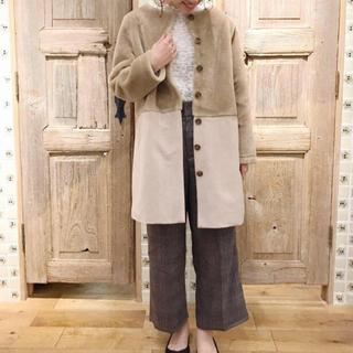 フラワー(flower)のflower lovely night coat(ロングコート)