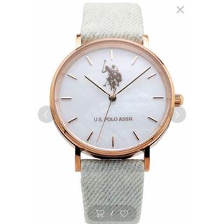POLO RALPH LAUREN - U.S. POLO ASSN デニム腕時計