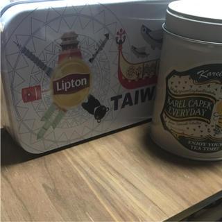 カルディ(KALDI)のカレルチャペックエブリデイ、Lipton 紅茶セット(茶)
