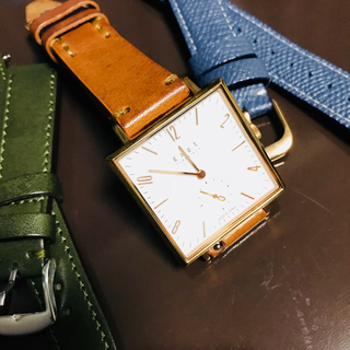 ノット(KNOT)のナナシ時専用 knot ノット ベルト(腕時計)