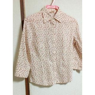 イヴォン(YVON)の七分袖、スーツのインナーに最適なシャツ(シャツ/ブラウス(長袖/七分))