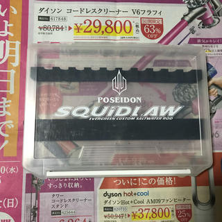 エバーグリーン SQUIDLAW エギ BOX