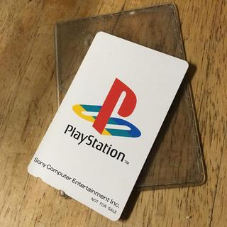 プレイステーション(PlayStation)のプレイステーション 非売品 テレカ(その他)