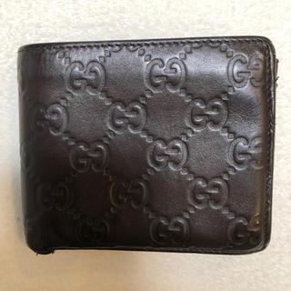 グッチ(Gucci)のグッチ折財布(折り財布)