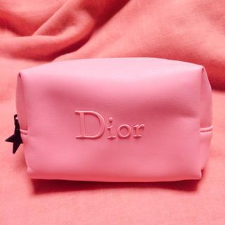 Christian Dior - ディオール ピンク スター ポーチ