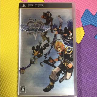 プレイステーションポータブル(PlayStation Portable)のPSPソフト キングダムハーツ バースバイスリープ(家庭用ゲームソフト)