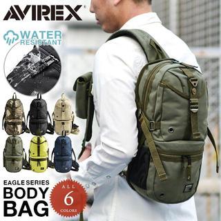 アヴィレックス(AVIREX)のアヴィレックス ボディーバッグ 最新作 AVX305(ボディーバッグ)
