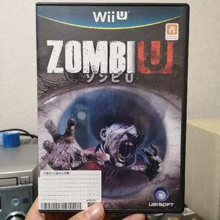 ウィーユー(Wii U)のゾンビU(家庭用ゲームソフト)