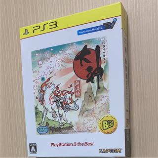 カプコン(CAPCOM)の大神 絶景版 PlayStation 3 the Best(家庭用ゲームソフト)
