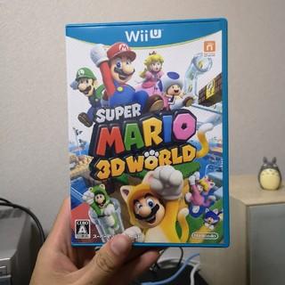 ウィーユー(Wii U)のスーパーマリオ3Dワールド wii U(家庭用ゲームソフト)