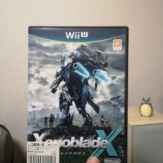 ウィーユー(Wii U)のゼノブレイドクロス(家庭用ゲームソフト)