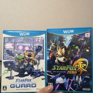 ウィーユー(Wii U)のスターフォックス wii U(家庭用ゲームソフト)