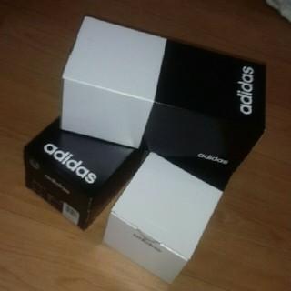 アディダス(adidas)の新品 送料込み adidas 靴箱 アディダス 空箱 最低価格 300円(その他)