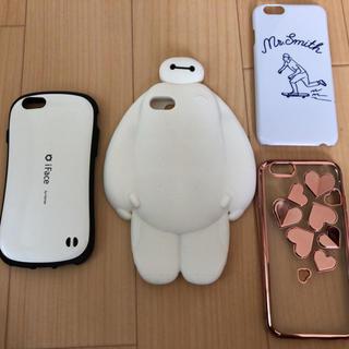 ディズニー(Disney)のiPhone6sケース(iPhoneケース)