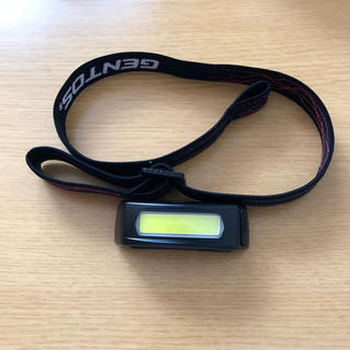 ジェントス(GENTOS)のジムニー様専用  ジェントス NR-004R(ライト/ランタン)