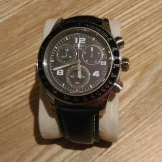 ティソ(TISSOT)のTissot クロノグラフクオーツ V8 T039645(腕時計(アナログ))
