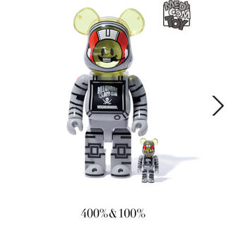 be@rbrick NEIGHBORHOOD BBC 400% 100%