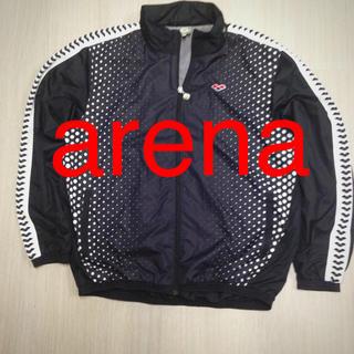 アリーナ(arena)のarena ナイロンジャケット  美品❗️(ナイロンジャケット)