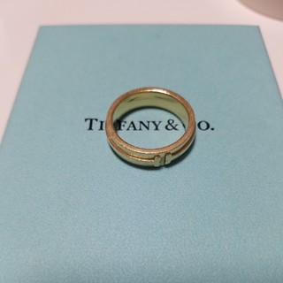 ティファニー(Tiffany & Co.)のちぃ様専用 ティファニー TWOリング YG 16号(リング(指輪))