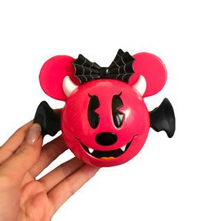 Disney - 最低価格 Disney ハロウィン デビルミニーの小物入れ