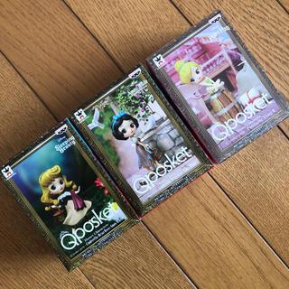 ディズニー(Disney)のQposket petit 3個セット(アニメ/ゲーム)