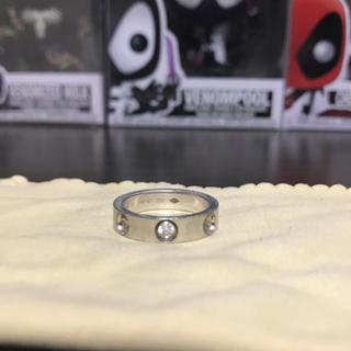 ルイヴィトン(LOUIS VUITTON)のルイヴィトン ダイヤ入りリング(リング(指輪))