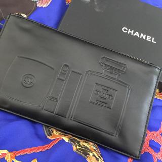 CHANEL - 未使用☆シャネル☆化粧ポーチ
