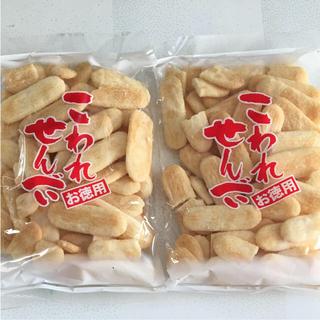 カメダセイカ(亀田製菓)の亀田製菓 ハッピーターン170g 割れせん2袋(菓子/デザート)