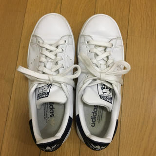 adidas - アディダス スタンスミス 23センチ ネイビー