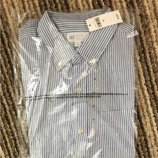 ギャップ(GAP)の【新品未使用】GAP ストライプシャツ(シャツ)