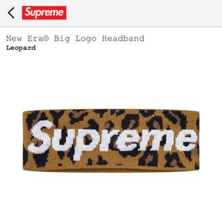 シュプリーム(Supreme)のSupreme Big Logo Headband(ヘアバンド)