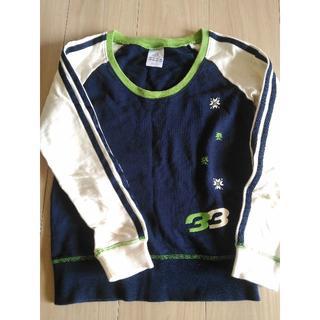 アディダス(adidas)のアディダス140 長袖 シャツ トレーナー adidas(Tシャツ/カットソー)